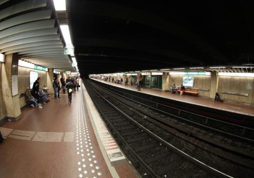 U-Bahn in Brüssel, über dts Nachrichtenagentur