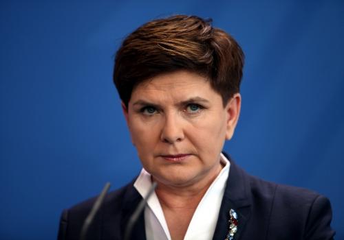 Beata Szydlo, über dts Nachrichtenagentur