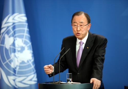 Ban Ki-moon, über dts Nachrichtenagentur