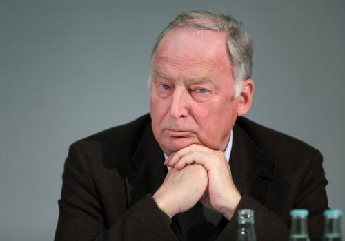 Alexander Gauland, über dts Nachrichtenagentur