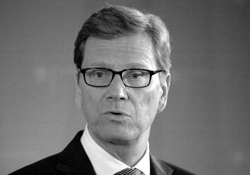 Guido Westerwelle, über dts Nachrichtenagentur