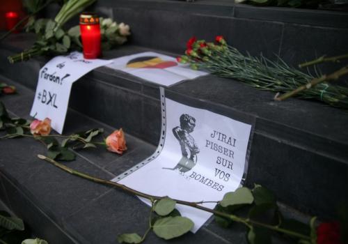 Belgische Botschaft in Berlin am 22.03.2016, über dts Nachrichtenagentur