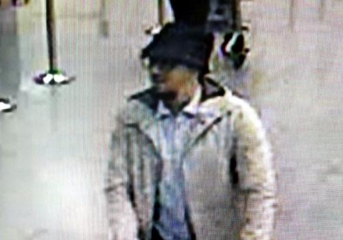 Terrorverdächtiger in Brüssel am 22.03.2016,  Text: über dts Nachrichtenagentur