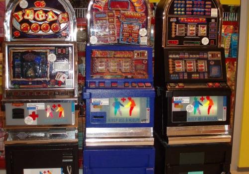 Spielautomaten, über dts Nachrichtenagentur