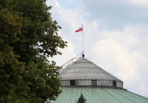 Polnisches Parlament in Warschau, über dts Nachrichtenagentur