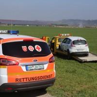 04-04-2016_Unterallgaeu_Groenenbach_UNfall_Abschleppwagen_Pkw_Polizei_Feuerwehr_Poppel20160404_0003