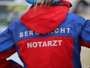 Bergwacht Notarzt