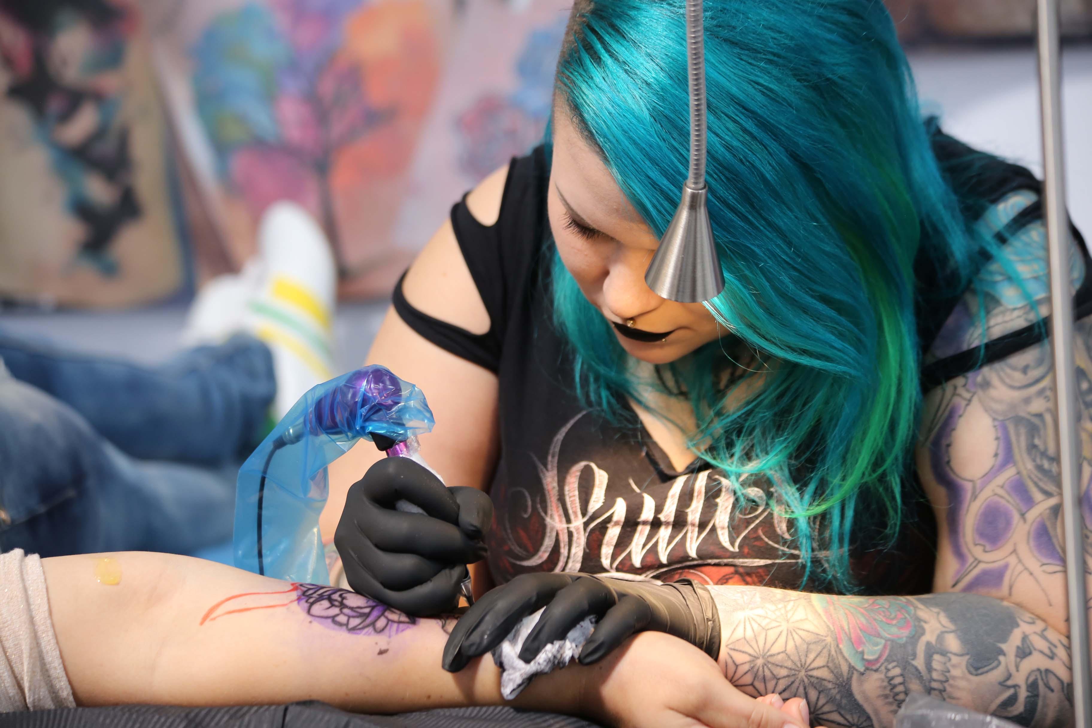 Tattoo Messe Memmingen