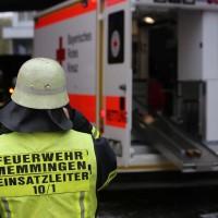26-04-2016_Unterallgäu_Buxheim_Autobahnbruecke_Kipper_Unfall_Feuerwehr_Poeppel_0002