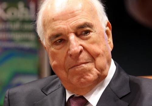 Helmut Kohl, über dts Nachrichtenagentur
