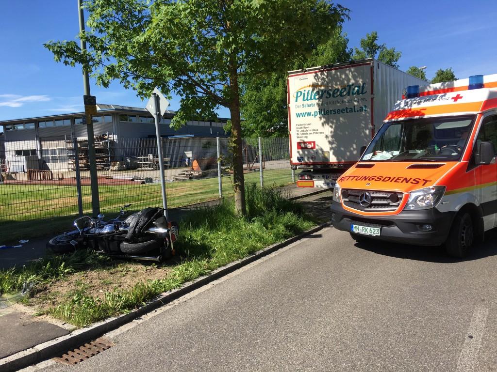 22-05-2016_Memmingen_Teramostraße_Motorrad-Unfall_Poeppel_0001