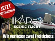 IKARUS-Flug_Tickets