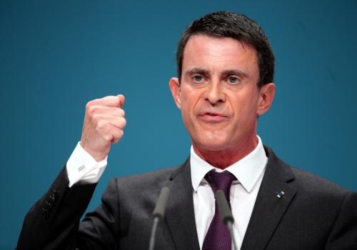 Manuel Valls, über dts Nachrichtenagentur
