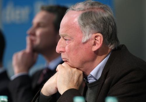 Björn Höcke und Alexander Gauland, über dts Nachrichtenagentur