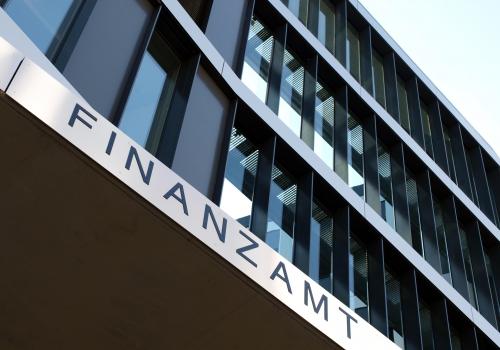 Finanzamt, über dts Nachrichtenagentur