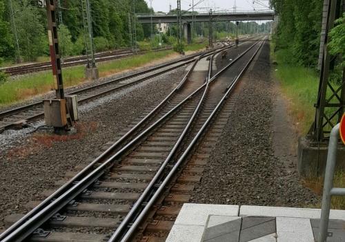 Zugunfall am 27.05.2016 Langwedel, Bundespolizei Bremen,  Text: über dts Nachrichtenagentur