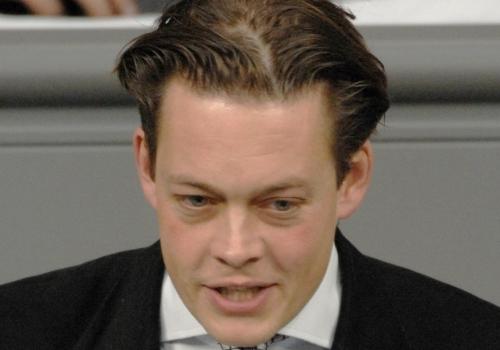Konstantin von Notz, Deutscher Bundestag / Lichtblick/Achim Melde,  Text: über dts Nachrichtenagentur