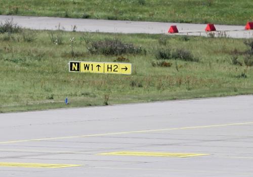 Start- und Landebahn an einem Flughafen, über dts Nachrichtenagentur