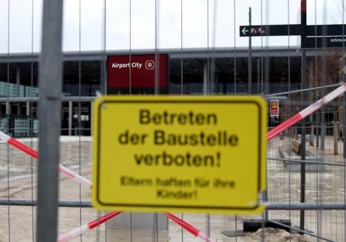Flughafen Berlin-Brandenburg International (BER), über dts Nachrichtenagentur