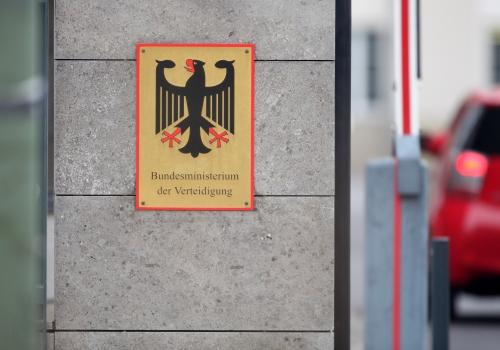 Verteidigungsministerium, über dts Nachrichtenagentur
