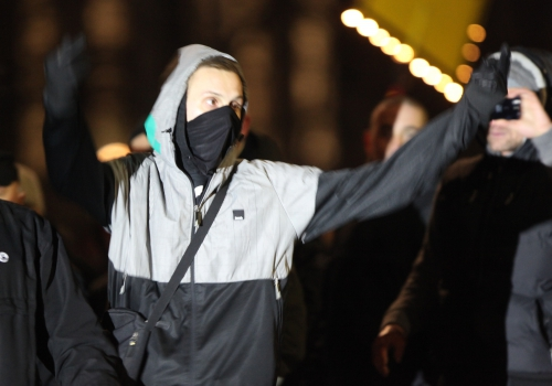 Neonazi bei Legida-Demo, über dts Nachrichtenagentur