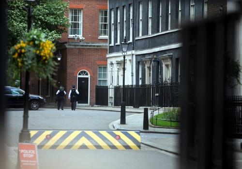 Downing Street 10, über dts Nachrichtenagentur