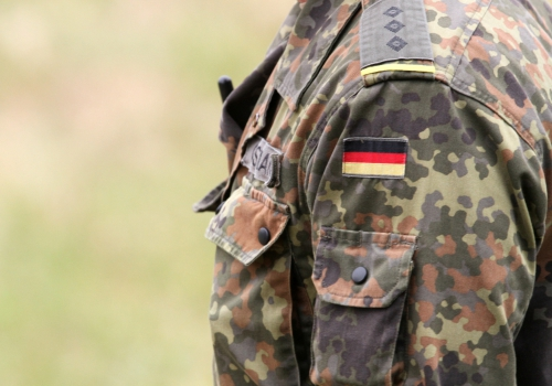 Bundeswehr-Soldat, über dts Nachrichtenagentur