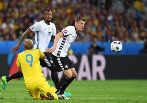 Deutschland Gegen Ukraine