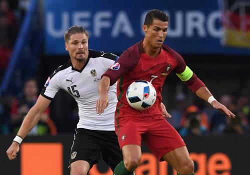 EM-Spiel Portugal-Österreich am 18.06.2016, Pressefoto Ulmer/Michael Kienzler, über dts Nachrichtenagentur