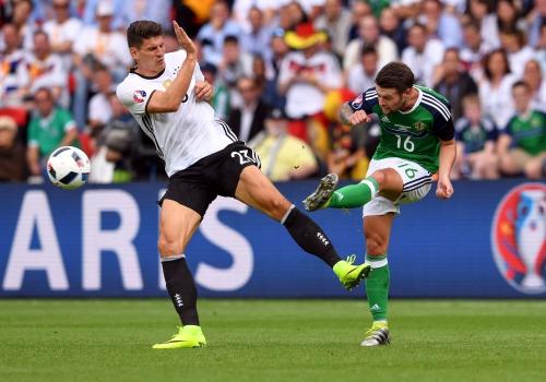 EM-Spiel Nordirland-Deutschland am 21.06.2016, Markus Ulmer/Pressefoto Ulmer, über dts Nachrichtenagentur