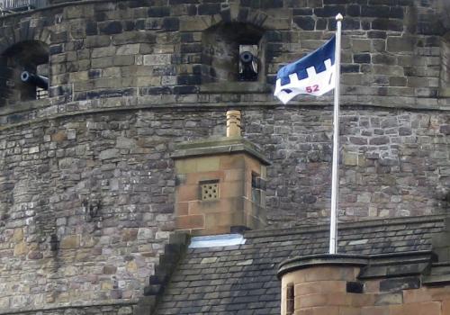 Edinburgh Castle, über dts Nachrichtenagentur