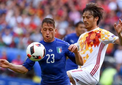 EM-Spiel Italien-Spanien am 27.06.2016, Pressefoto Ulmer/Michael Kienzler, über dts Nachrichtenagentur