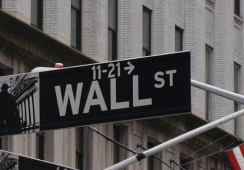 Wallstreet in New York, über dts Nachrichtenagentur