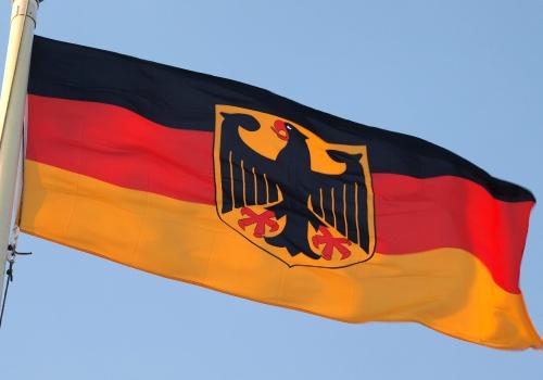 Deutschlandfahne, über dts Nachrichtenagentur