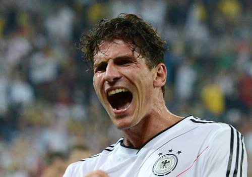 Mario Gómez (Deutsche Nationalmannschaft), Pressefoto Ulmer, über dts Nachrichtenagentur