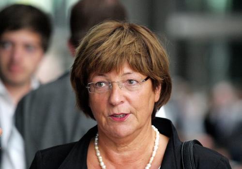 Ulla Schmidt, über dts Nachrichtenagentur