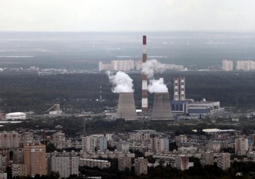 Heizkraftwerk bei Moskau, über dts Nachrichtenagentur