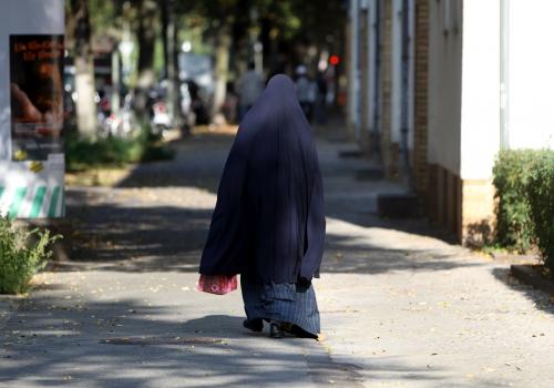 Burka, über dts Nachrichtenagentur