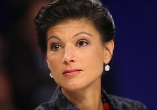 Sahra Wagenknecht, über dts Nachrichtenagentur
