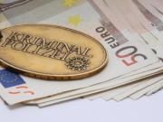 Kripomarke und 50 Euro Scheine 001