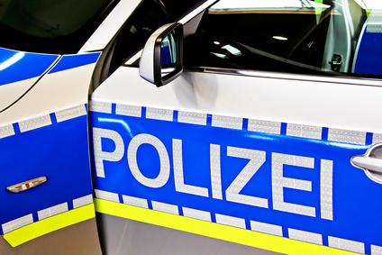 Polizeiauto BW