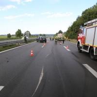 28-08-2016_A96_Mindelheim_Unfall_Lkw_2-Pkw_Feuerwehr_Verletzte_Poeppel_0010