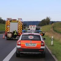 28-08-2016_A96_Mindelheim_Unfall_Lkw_2-Pkw_Feuerwehr_Verletzte_Poeppel_0013