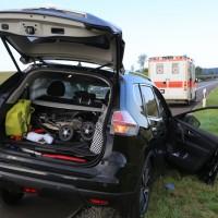 28-08-2016_A96_Mindelheim_Unfall_Lkw_2-Pkw_Feuerwehr_Verletzte_Poeppel_0022