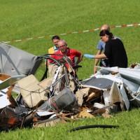 01-09-2016_Ravensburg_Leutkirch_Bettelhofen_Flugzeugabsturz_drei-Tote_Polizei_Feuerwehr_Poeppel_0041