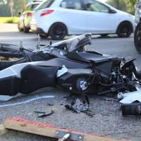 08-09-2016_B32_Rotheidlen_Gruenkraut_Unfall_Pkw_Lkw-Motorrad_Polizei_Poeppel_0003