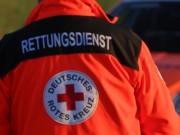 Rettungsdienst Rücken DRK BRK