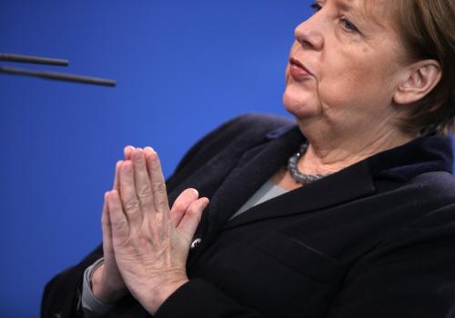 Angela Merkel am 07.01.2016, über dts Nachrichtenagentur