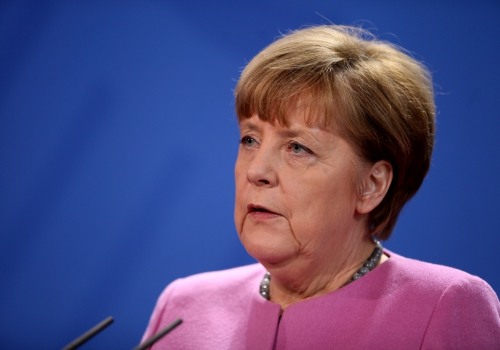 Angela Merkel am 22.01.2016, über dts Nachrichtenagentur