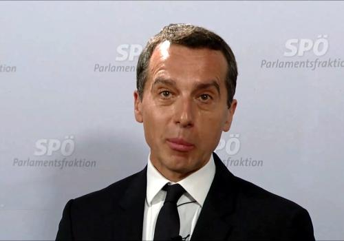 Christian Kern, über dts Nachrichtenagentur